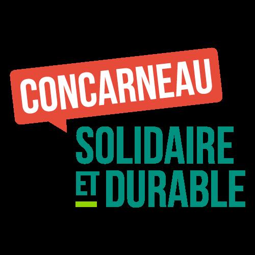 Logo Concarneau Solidaire et durable pour les municipales 2020