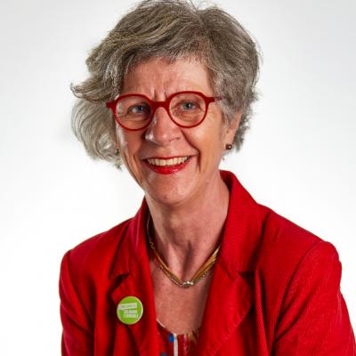 Elisabeth janvier - tete de liste concarneau solidaire et durable